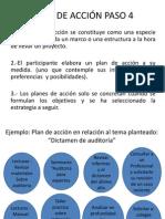 PLAN DE ACCIÓN PASO 4