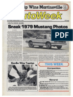 Autoweek's sneak peek at the 1979 Ford Mustang