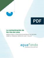 4. La Contaminacion de Los Rios de Lima