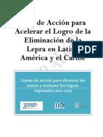 Plan Regional de Lepra 2012 2015 August 15