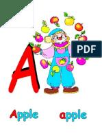 Alfabeto Inglés