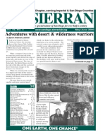 May 2000 San Diego Sierra