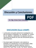15 CLASE - Discusion y Conclusiones Vasc