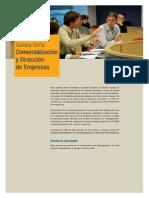 Carrera Corta de Comercializacion y Direccion de Empresas