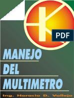 Manejo Del Multimetro
