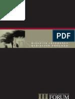 Disaster Insurance Mediation Program 1