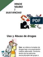 Clase Trastornos Por Consumo de Sustancias