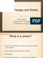 Powerpoint for Stroke