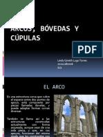 ARCOS, BÓVEDAS Y CÚPULAS