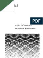 AT&T Merlin Identifier Installation & Administration