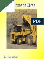 Tablero y Control Camiones de Obras