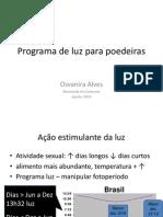 Programa de Luz - Osvanira