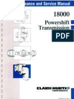 CLARK-HURTH Powershift Transmission 18000