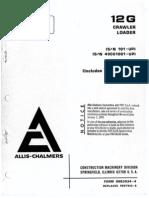 Crawler Loader 12G 101-1000, 43C01001 Up