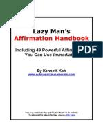 Affirmation Handbook