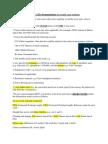 Patient's File Documentation
