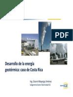 Geotermia_ Caso de Costa Rica