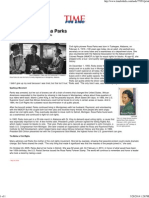 remembering rosa parks   time for kids