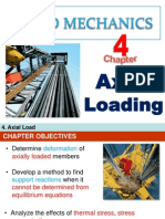Chapter 4 - Axial Loading