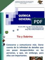 Clase 1 Generalidades de La Quimica Civil1 120507184842 Phpapp02