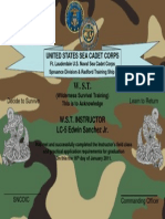 Copy of Instructor West Snakey Pete 2