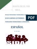 MONOGRAFÍA DE EL VIH (Autoguardado)