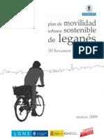 3º Resumen - Plan de Movilidad Urbana Sostenible de Leganés