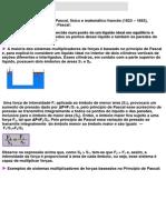 Princípio de Pascal FV