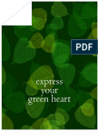 Express Your Green Heart
