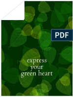 Express Your Green Heart