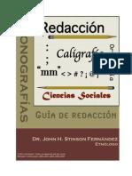 Guía para la redacción monografía-2010-2011