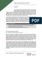 CCNA3_Capitulo 6 Enrutamiento Entre Las VLAN