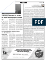 Pag 15 - Geral - O REPORTER - ONDE ESTÃO OS MECENAS DAS ARTES E OS ARTISTAS AUTÊNTICOS - 22-03-2014 - Jair Gonçalves