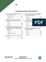 IL 13 Minimum Wage Polling Results