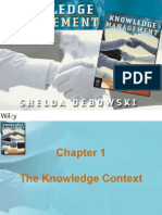 Chapter 1 the Knowledge Context