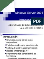 UT03 Windows Server 2008 Introducción (1)