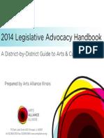 2014 Legislative Advocacy Handbook