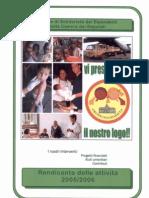 Attivita Gruppo Di Solidarieta 2005 2006