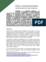 Fe Pública y Falsificación de Documentos GMDM