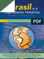 Brasil e o capitalismo histórico, O Passado e presente na Análise dos Sistemas - Mundo  Filomeno, Felipe Amin (Organizador); Vieira, Pedro Antonio (Organizador) e Vieira, Rosângela de Lima (Organizador)