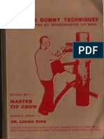 Wing Tsun Wooden Dummy Techniques