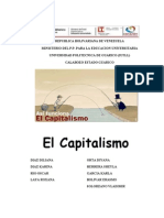 Aspectos Del Capitalismo