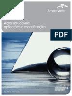 Artigo Acoinox Aplicacao Especificacao