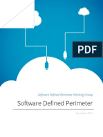 Software Defined Perimeter