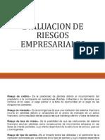 Evaluación Riesgos Empresariales