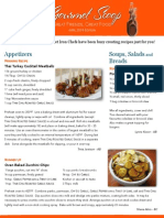 The Gourmet Scoop - April 2014