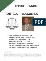 Al Otro Lado de La Balanza (Jose f. Lopez) Febrero 2014