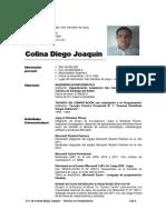 Diego Joaquin Colina - Tecnico en Computacion - Desarrollador .NET