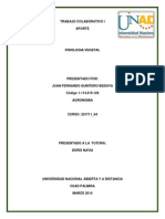 Trabajo Colaborativo i Aporte Juan Quintero Fisiologia Vegetal