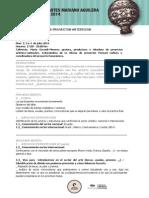 TALLER DE GESTIÓN DE PROYECTOS ARTÍSTICOS - MARÍA OZCOIDI